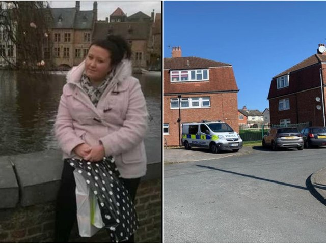 Sarah Keith, 26, was found dead at her home in Horsforth.