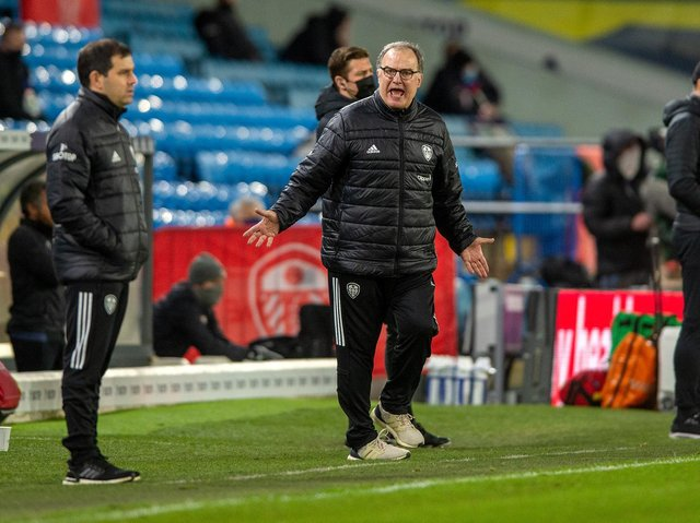 INSPIRATION: This week's Football Talk Podcast looks at Marcelo Bielsa's impact on Leeds United