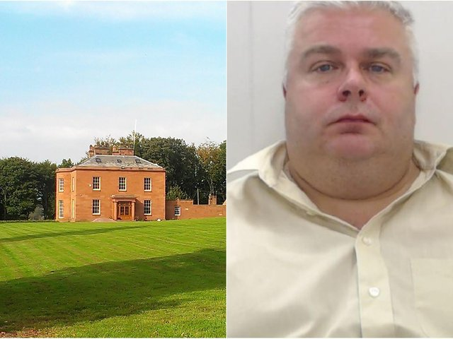 """One of several properties purchased by Stephen Day, an account who committed """"industrial scale dishonesty"""" to fund and extravagant lifestyle. Photo: Greater Manchester Police"""