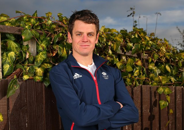 Tokyo selection: Jonny Brownlee. Pictures: Getty Images.