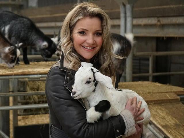 Helen Skelton presents Springtime on the Farm
