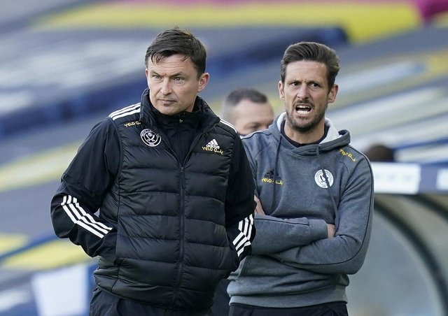 Paul Heckingbottom: Protective. Picture: Sportimage