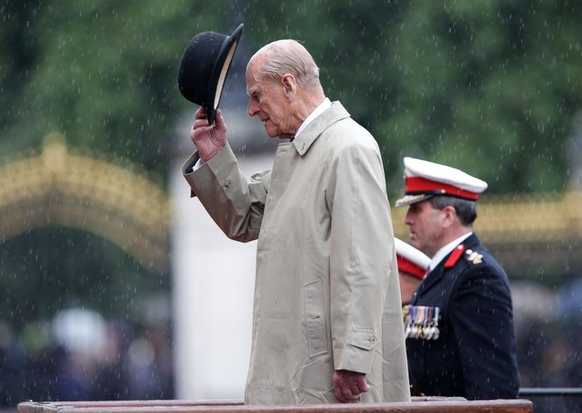 The funeral of Prince Philip has taken place after his death at the age of 99.
