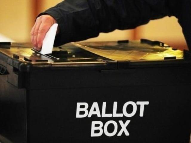 Stock photo of a ballot box. Photo: JPI Media