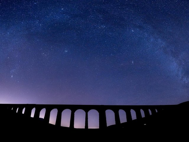 Yorkshire recently gained Dark Skies status