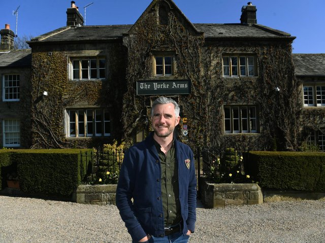 Bolton-Grant first learnt his craft in the late 1990s at Le Manoir Aux Quat' Saisons as a gardener in the famous kitchen gardens for Raymond Blanc