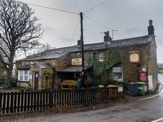 The Hermit Inn, Burley Woodhead
