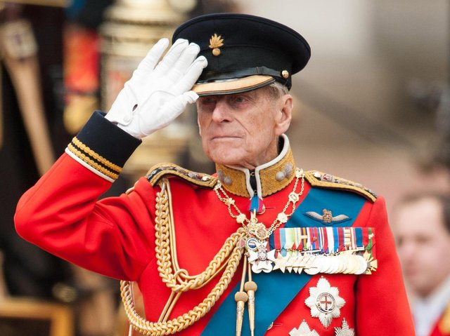 Prince Philip's funeral will show military's 'love and respect'