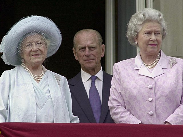 Prince Philip's funeral will be very different to the scenes witnessed when the Queen Mother died.