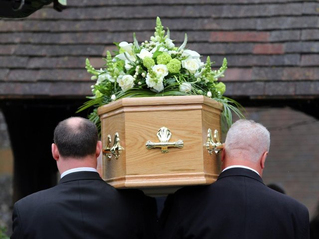 Funerals can be a source of rancour among families.