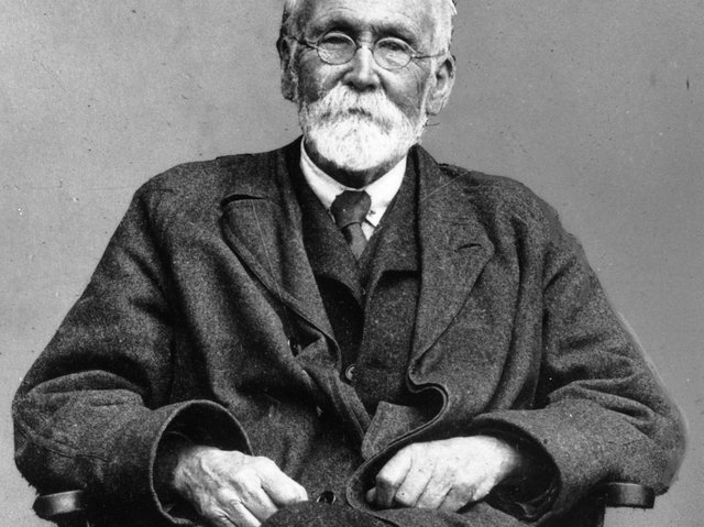"""Four charities and trusts that still bear the name of Joseph Rowntree (pictured), who set up the company, united earlier this week to express they were """"appalled"""" at the review's findings, and have committed to further research as well as apologising on behalf of their predecessors."""