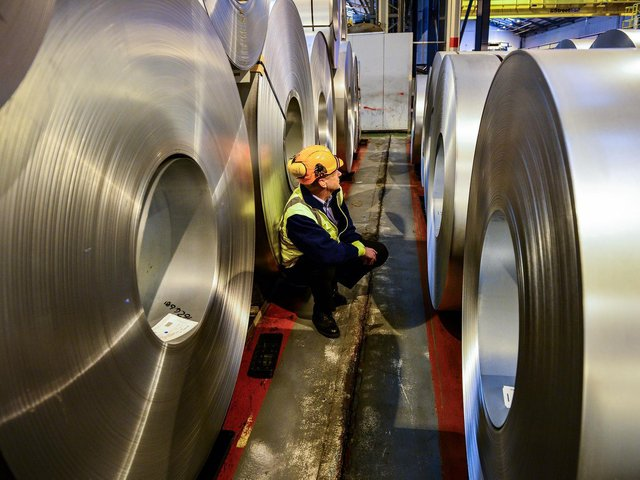 Steel industry set for a rebirth?