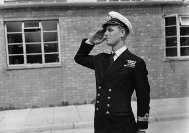 Lieutenant Philip Mountbatten, prior to his marriage to Princess Elizabeth in 1947, came to personify all that was great about the wartime generation.