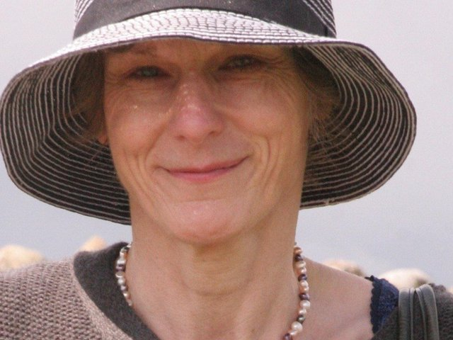 Author Jane Ions.