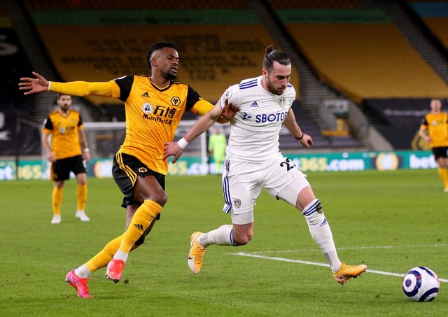 One to watch - Wolverhampton Wanderers' Nelson Semedo (Picture: PA)