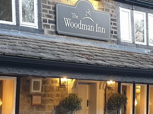 The 18th century inn is based in the tiny hamlet of Thunderbridge, near Huddersfield.
