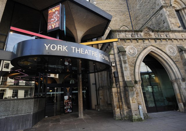 York Theatre Royal is preparing for its first post-pandemic production.