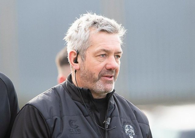 FAN POWER: Castleford Tigers head coach Daryl Powell wants the fans to return to the Mend-a-Hose Jungle as soon as possible. Picture: Allan McKenzie/SWpix.com.