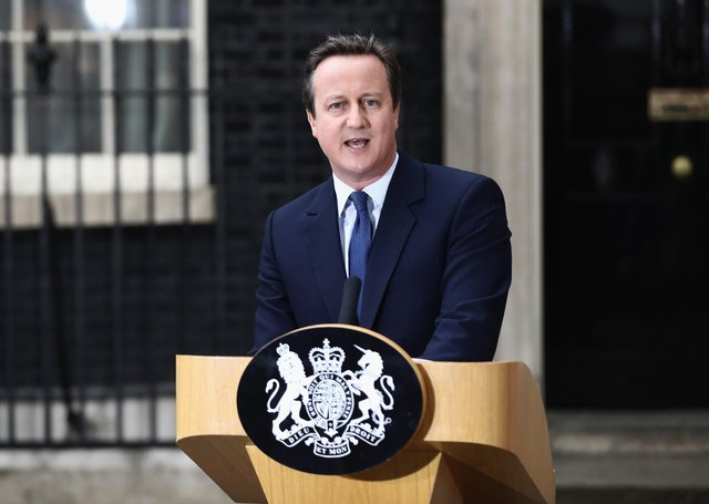 Former premier David Cameron remains embroiled in the Tory lobbying scandal.