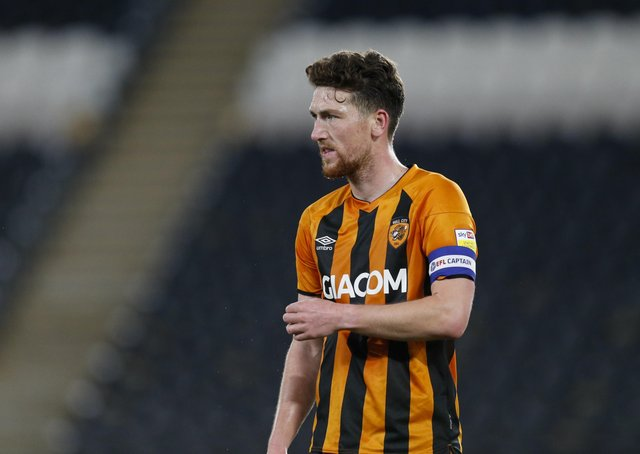 Richie Smallwood: Could lead Hull City back up. Picture: Getty Images