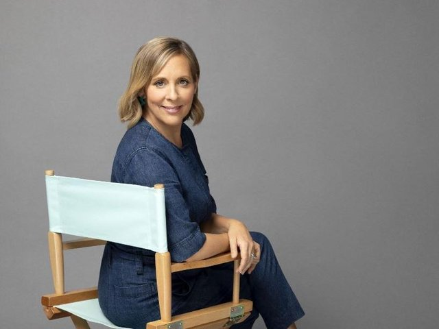 The comedian, presenter and writer Mel Giedroyc, who has released a debut novel. Picture: Laurie Fletcher/PA.