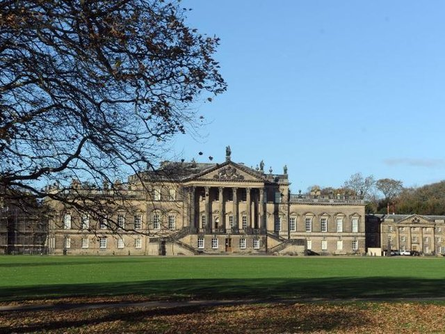 The sports ground was originally gifted to the mining village by the Fitzwilliams of Wentworth Woodhouse