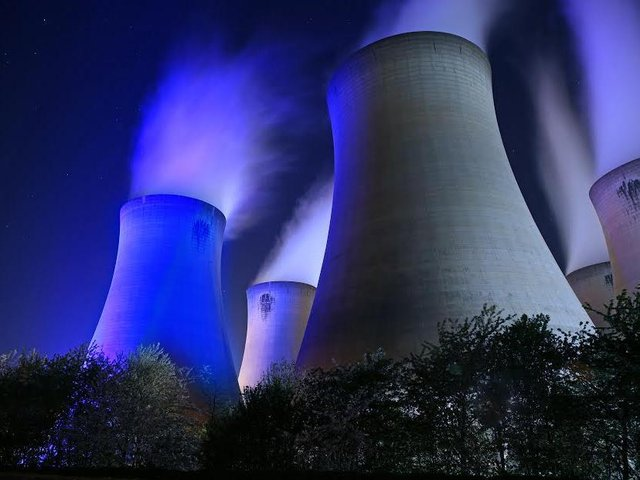 Drax is Britain's biggest power station