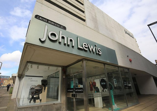 The closure of John Lewis is a major blow to Sheffield's reputation, writes Richard Wright.