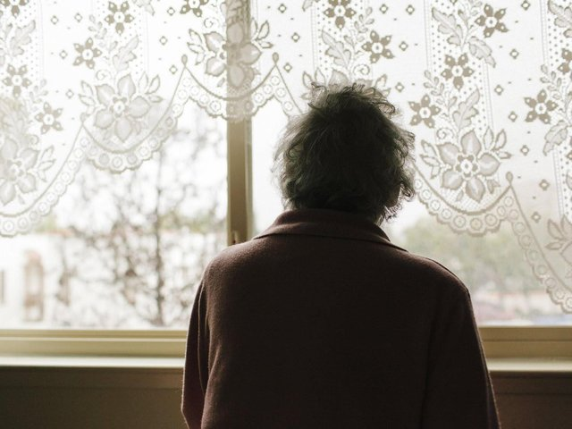 Department for Health and Social Care (DHSC) guidance states that care home residents who leave their home for a visit to see family members must self-isolate for 14 days on return to the care home even if they test negative for coronavirus before and after the visit.  Photo: Adobe