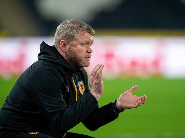 FRUSTRATION: Hull City coach Grant McCann