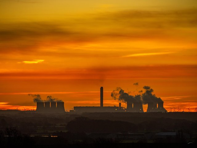 Drax has a power station near Selby, North Yorkshire.