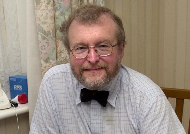 Professor Eric Grove