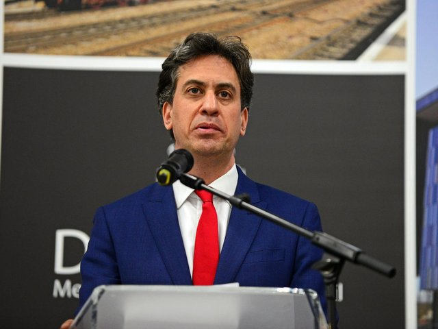 On a visit to a brewery in Ilkley today, Labour's Shadow Business Secretary and Yorkshire MP Ed Miliband will call for more to be done to help businesses supplying the hospitality industry which have had no choice but to take on debt. Pic: Marie Caley