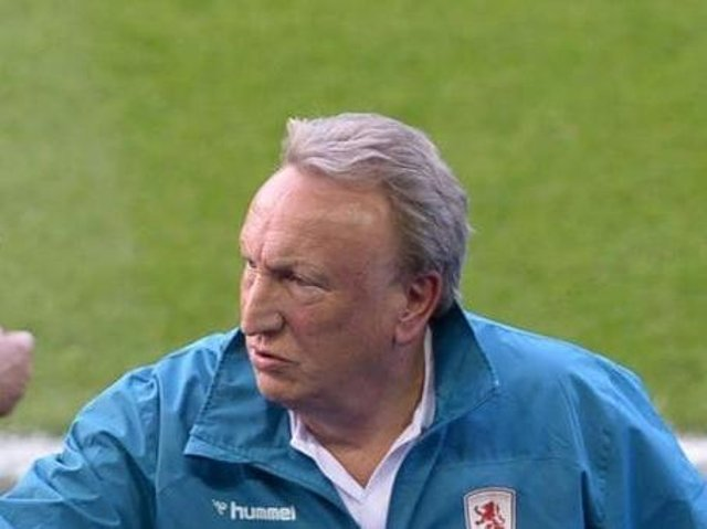 Neil Warnock.
