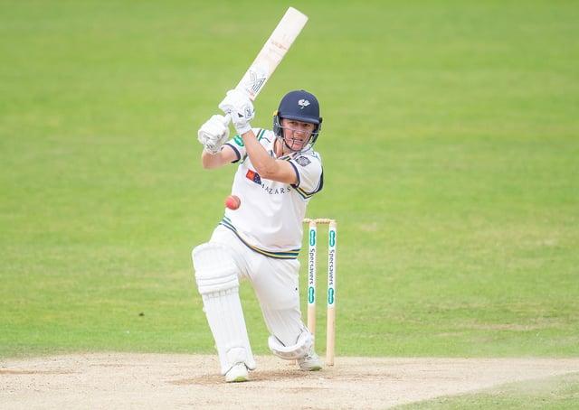 Hove return: Yorkshire's Gary Ballance. Picture: SWPix