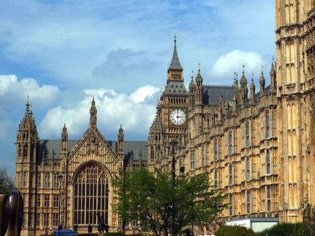 The Houses of Parliament in Westminster. Picture: Sean Dempsey/PA Wire.