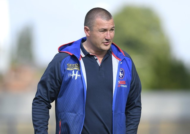 HOPEFUL: Chris Chester, head coach of Wakefield Trinity. Picture: George Wood/Getty Images.