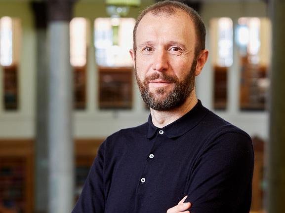 Dr Mark Sumner. Photo: Leeds University