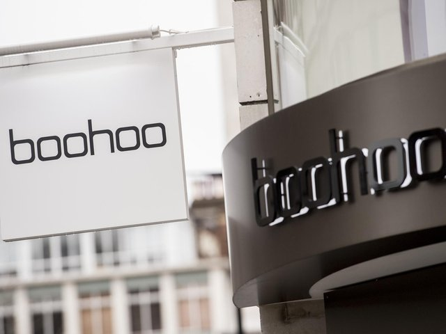 Stock photo of the offices of online retailer Boohoo. Photo: PA