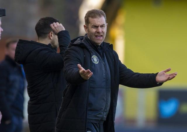 Opportunities: Harrogate Town manager Simon Weaver. Picture Tony Johnson