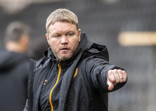 On the cusp: Tigers manager Grant McCann. Picture: Tony Johnson