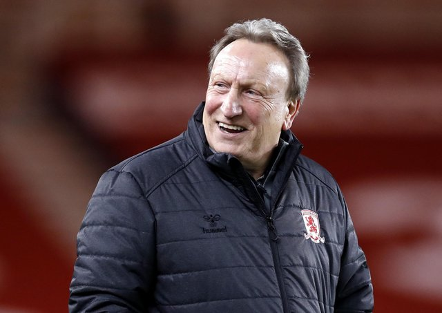 Neil Warnock: Respects Sheffield Wednesday. Picture: Getty Images