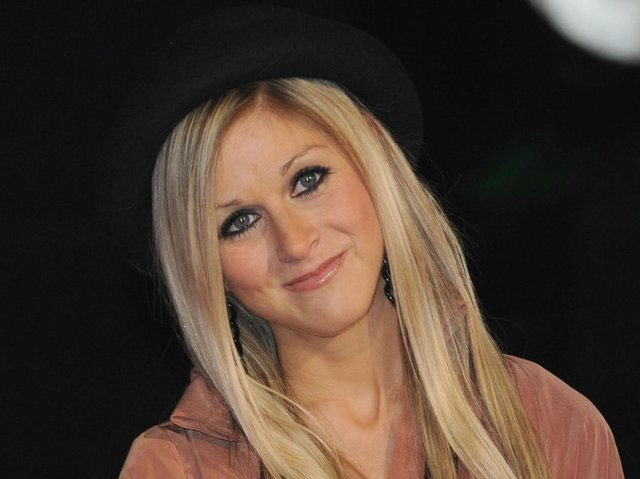 Former Big Brother contestant Nikki Grahame, who died earlier this month.