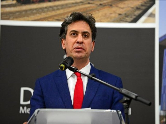 Ed Miliband, MP for Doncaster North. Picture: Marie Caley.
