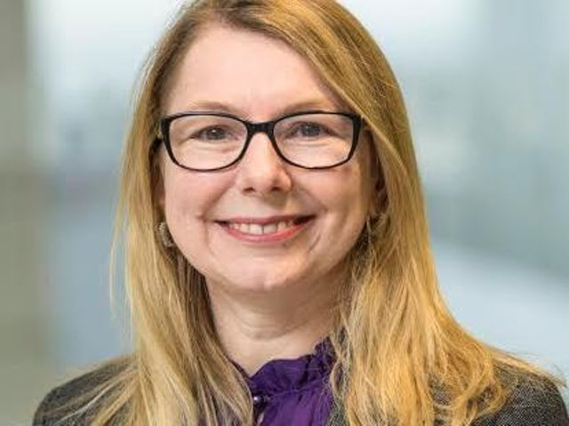 Suzanne Robinson, office managing partner for EY in Yorkshire