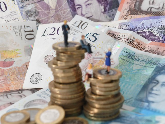 The growing size of inheritances means people's overall wealth is increasingly likely to be determined by their parents' assets rather than their own earnings, according to an economic think tank. Photo: PA