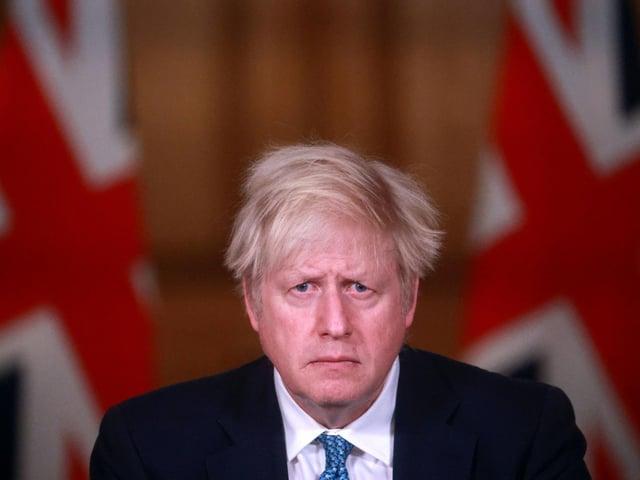 Boris Johnson. Picture: PA.