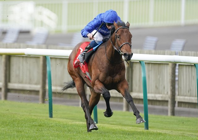 Safe hands: Godolphin's One Ruler has been ridden throughout the winter by former champion jockey Kieren Fallon ahead of the 2000 Guineas. Picture: Alan Crowhurst/PA Wire.