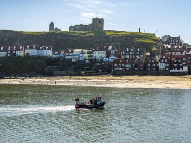 Whitby is a top Yorkshire tourist destination. Picture: Tony Johnson.