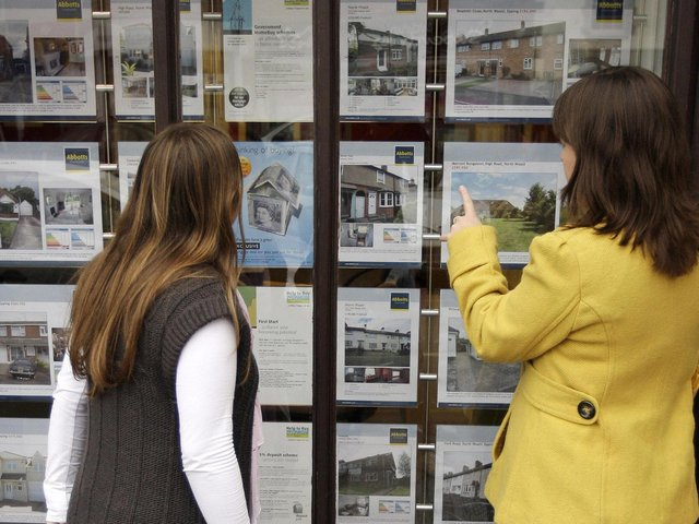 The property market is just one area of life where the financial wealth of parents has an impact of people's ability to buy. Picture: Getty